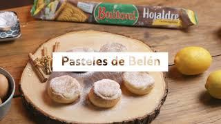 Videorreceta de pasteles de Bélem, un icono de la confitería portuguesa