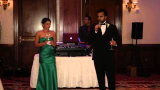 Edward and Pontea Wedding Highlights