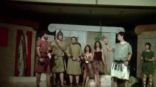 Eylül Ateşi Tiyatro Kulübü - Dün Gece Yolda Giderken Çok Komik Bir Şey Oldu 3