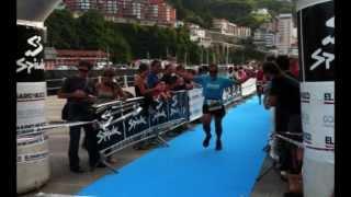 preview picture of video 'Mutriko trialoia. Triatlón popular de Mutriku.'