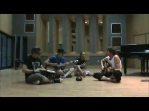 Red Light Saints Cuba Tour Friendship Song