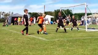 GS Utd squads vs Trinity FC Minis