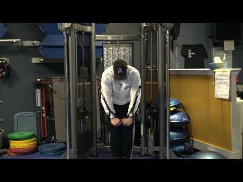 Cable Chest Dip