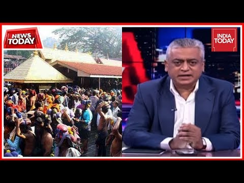 Have BJP & Congress Put Votes Above Law In Sabarimala ? | News Today With Rajdeep