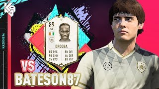 Kaka's Road To Glory vs Bateson87 | (Drogba) FIFA 20 Ultimate Team