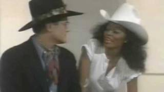 Diana Ross & Larry Hagman - You Are Everything