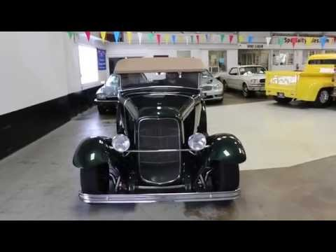 Video of '31 Model A - G4C3