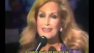 Dalida Il Pleut Sur Bruxelles It Rains On Brussels  French & English Subtitles
