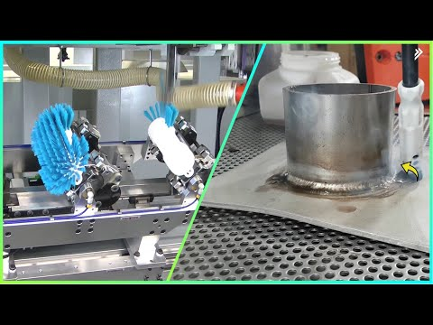 10 Most Amazing Factory Machines and Ingenious Tools