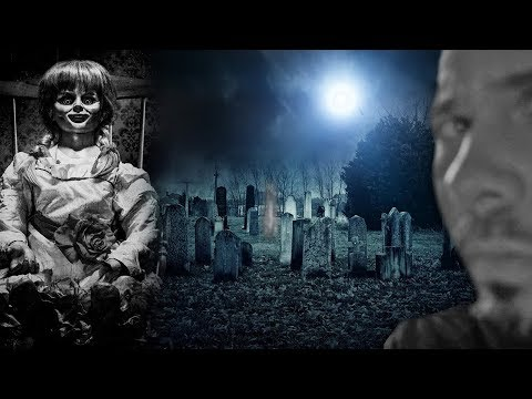 Annabelle Cemetery: So Terrified We Called The Cops