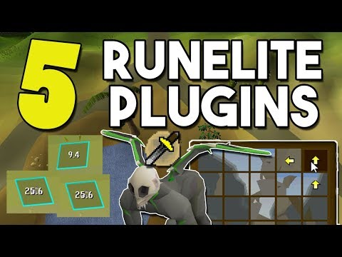 What Runelite Plugins Should You Be Using? | STAMP TUBE