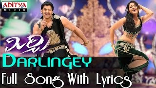 Darlingey Song - Mirchi