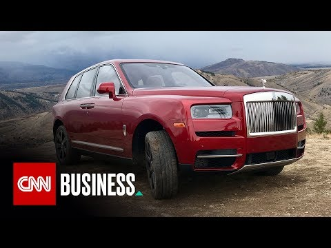 Rolls-Royce Cullinan: Off Road In The World's Most Expensive SUV