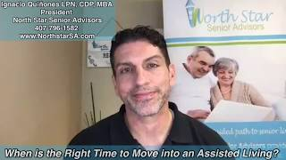 When is the Right Time to Move into an Assisted Living?