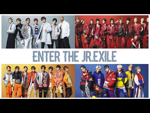 Jr. EXILE Profile | Introduction To The Jr. EXILE