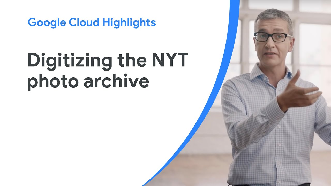 See how Google Cloud is helping the New York Times preserve and organize their photo archive.