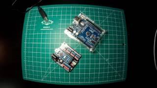 Arduino: 182 Windows 10, Board: SparkFun Pro Micro
