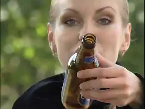 Бросила пиво пить и помолодела