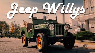 Jeep Willys CJ-2A - El primer vengador | Autocosmos