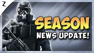 Big News Update! Leaks! - Rainbow Six Siege