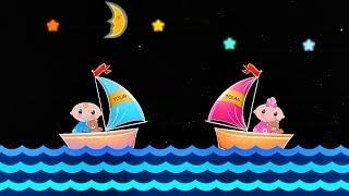 'Tolin - Tolan' Cancion de Cuna para dormir Bebes - Descanso profundo - Calma el llanto #