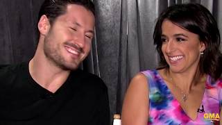 Dancing with the Stars Season 25 Cast Play Two Truths & a Lie | GMA