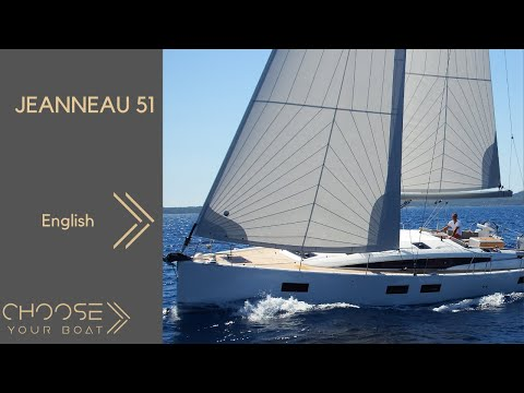 Jeanneau Yachts 51 video