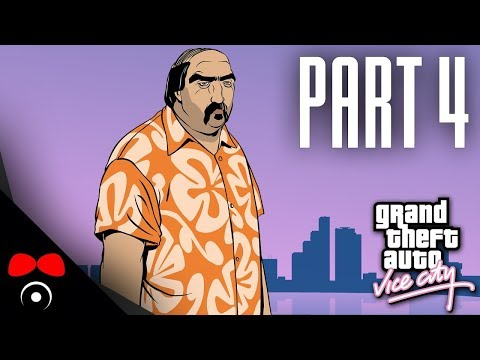KRÁDEŽ TANKU! | Grand Theft Auto: Vice City #4