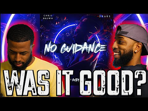 "CHRIS BROWN ""NO GUIDANCE"" FT. DRAKE REACTION #MALLORYBROS"