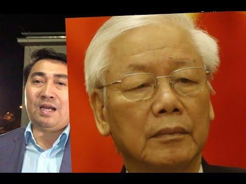 Tấn công VN, Tập_Cận_Bình huy động – Cố xây dựng đảng, Nguyễn_Phú_Trọng loay hoay