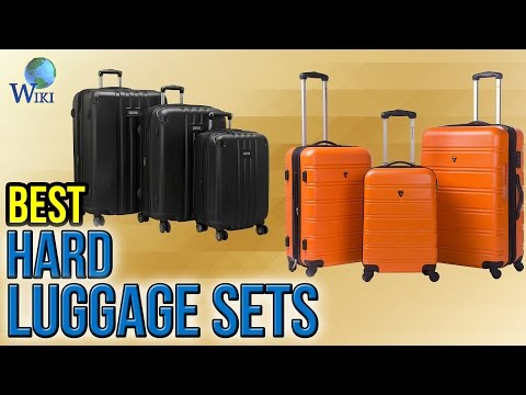10 Best Hard Luggage Sets 2017