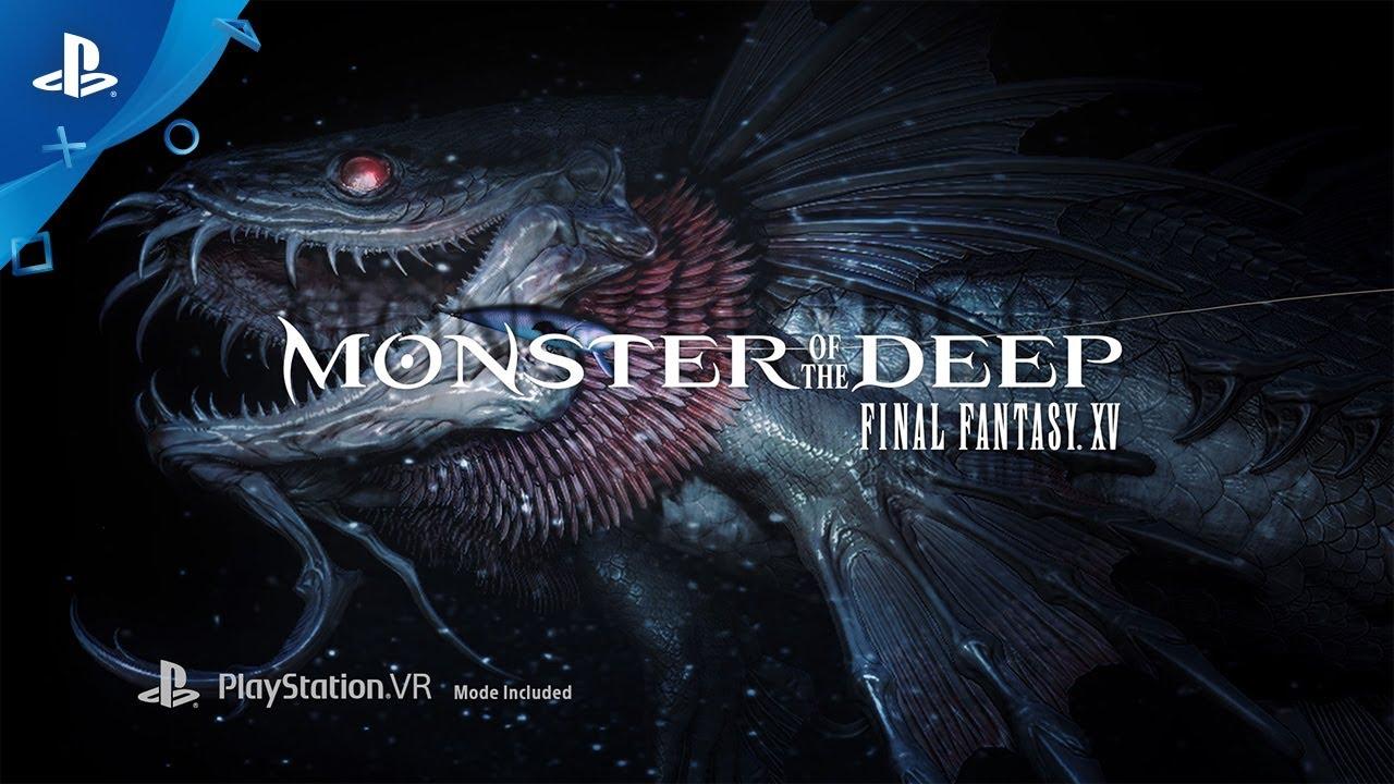 Trailer di Monster of the Deep: Final Fantasy XV