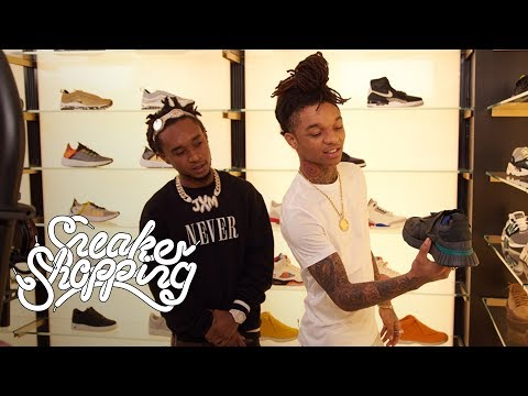 Rae Sremmurd Go Sneaker Shopping With Complex