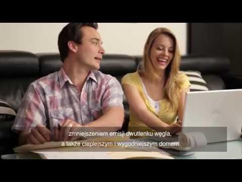 Ciepły i wygodny dom — wersja publiczna filmu Grupy Thermoseal (Polski)
