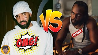 OMG!! Drake D!SS Up Mavado W!CKEDD! In Only You Freestyle