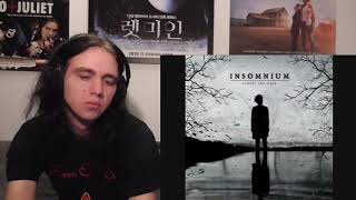 Insomnium - Lay Of The Autumn (Audio Track) Reaction/ Review