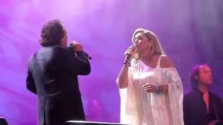 Al Bano und Romina Power - Waldbühne - Berlin - 21.08.2015 - Sharazan