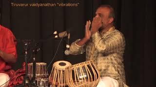 "Tiruvarur Vaidyanathan ""Vibrations""-2011 New Jersey"