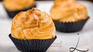 Cara Membuat Kue Sus Anti Kempes (Choux Pastry Recipe - (Eng Sub))