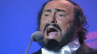 Luciano Pavarotti & Eurythmics - There must be an angel (1080pHD)