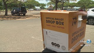 Hawaii officials urging voters to get ballots in early
