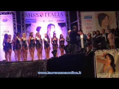 Preview video Video Miss Italia 2015 selezioni regionali Basilicata Laurenzana 3 agosto 2015