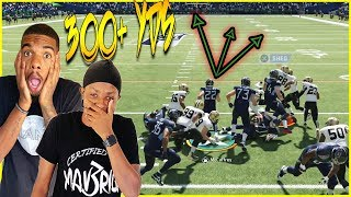 The UNSTOPPABLE Run Game! Trent And Juice Battle For Perk Pulls! (MUT Wars Season 4 Ep.24)