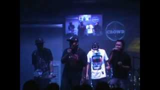 JUAN RHYME - Sana'y Pagbigyan LIVE at the CROWD Bar