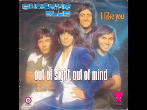 Shocking Blue - Out Of Sight Out Of Mind