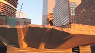 Biggest Skateboard Drop-In Ever (camera man F*@%s it up!)