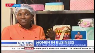 Rina cake house breaking new ground | Women in Business