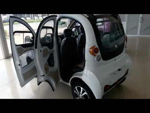 รถยนต์ไฟฟ้าจีน
