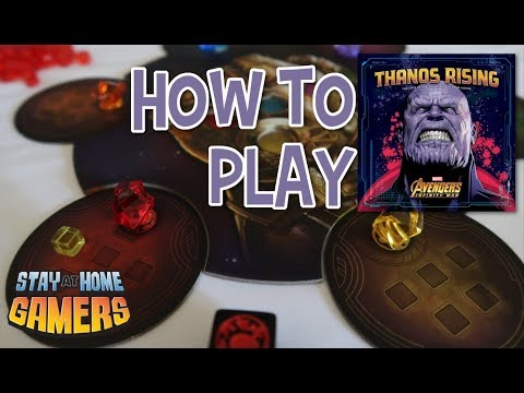 How to Play Thanos Rising: Avengers Infinity War