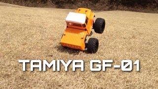 TAMIYA GF-01 Finished